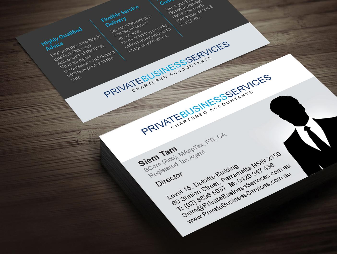 Business Cards Logo Design Sydney
